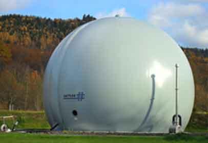 Biogas-equipment